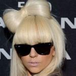 Lady Gaga hair by Charles Le Mindu